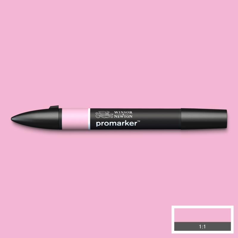 Winsor & Newton promarkers - Pink Carnation