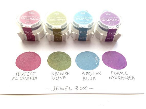 Versa Magic inktkussens Jewel box