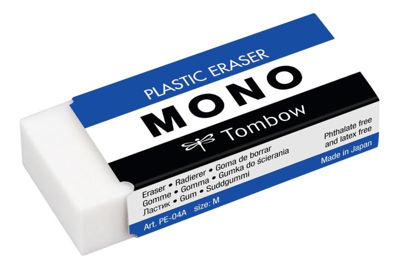 Tombow Gum Mono Gum Plastic Eraser M