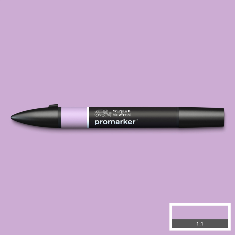 Winsor & Newton promarkers - Orchid