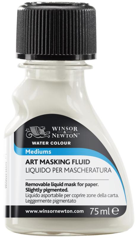 Winsor & Newton Maskeervloeistof - flacon 75 ml
