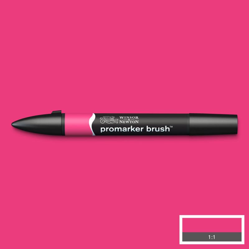 Winsor & Newton promarkers Brush - Carmine