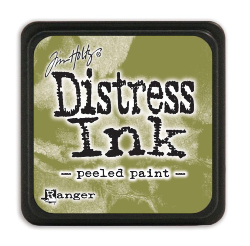 Tim Holtz Distress ink mini - peeled paint