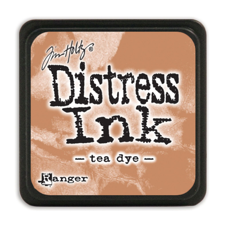 Tim Holtz Distress ink mini - tea dye