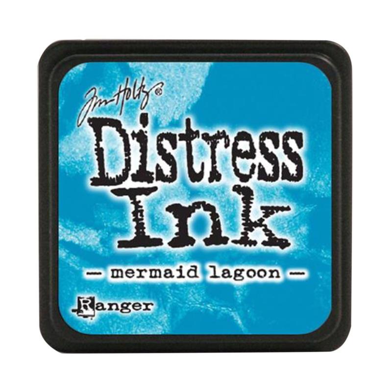 Tim Holtz Distress ink mini - mermaid lagoon