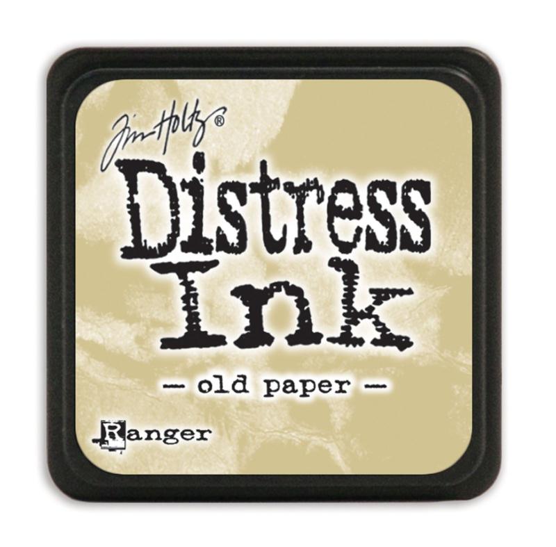 Tim Holtz Distress ink mini - Old Paper