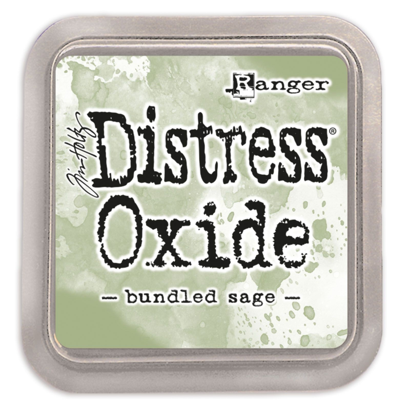Tim Holtz Distress Oxide Inkt Pads groot - Bundled sage
