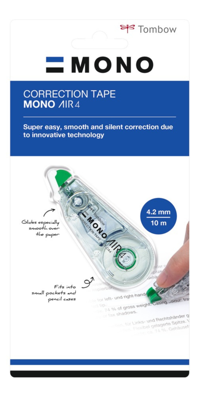 Tombow Correctieroller - MONO air 4