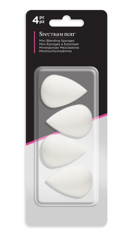 Spectrum Noir Mini blending sponsjes - set van 4