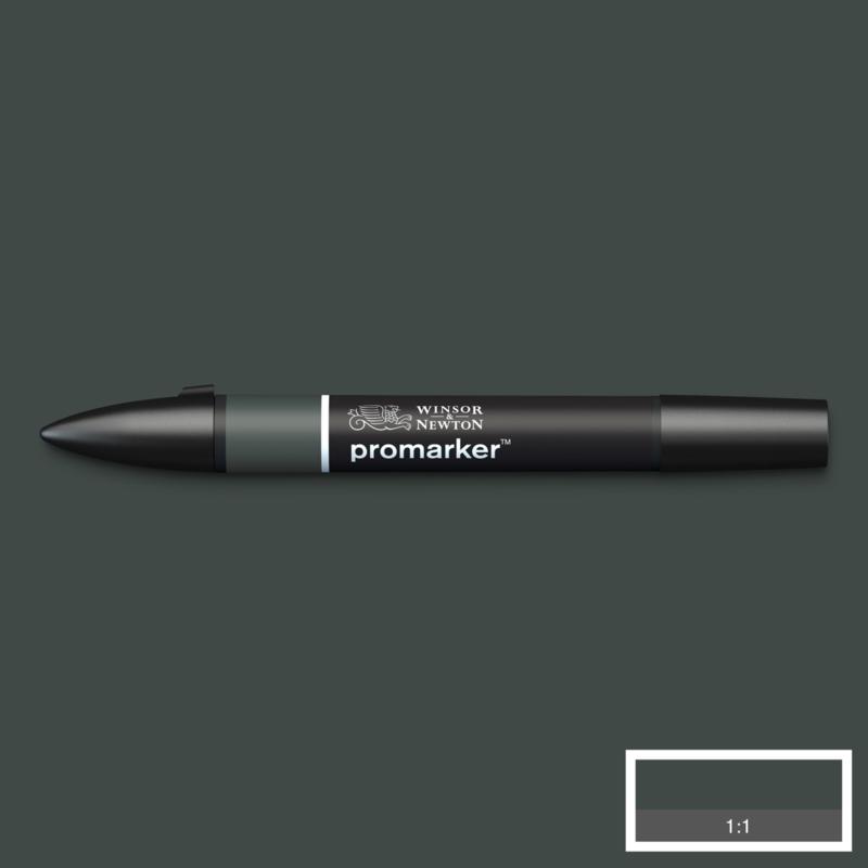 Winsor & Newton promarkers - Cool Grey 7