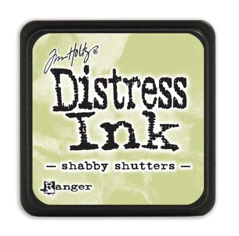 Tim Holtz Distress ink mini - Shabby Shutters