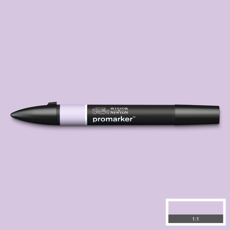 Winsor & Newton promarkers - Lavender