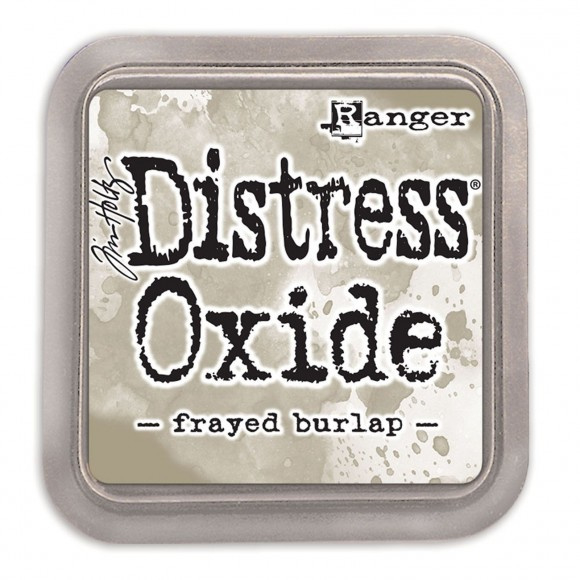 Tim Holtz Distress Oxide Inkt Pads groot - Frayed burlap