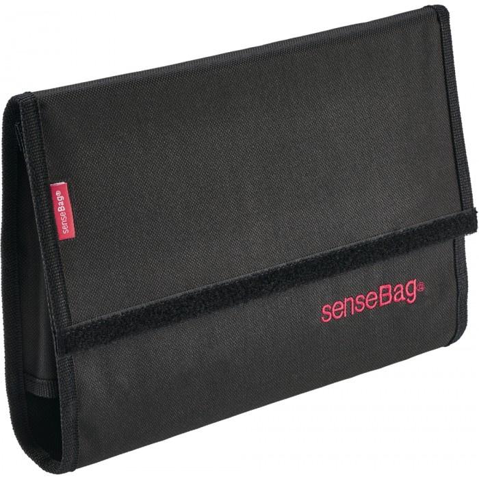SenseBag Wallet voor 24 markers zwart