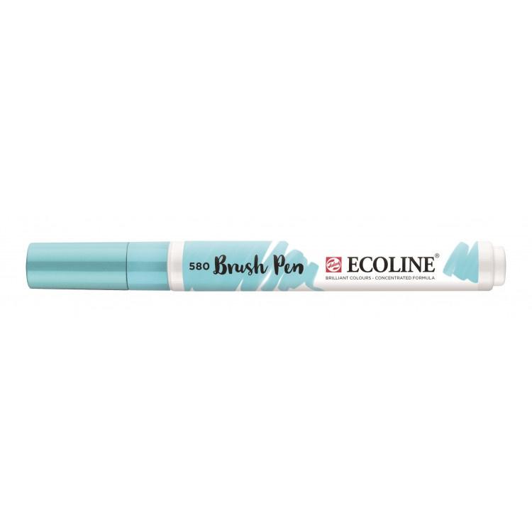 Talens Ecoline Brush Pen - 580 pastelblauw