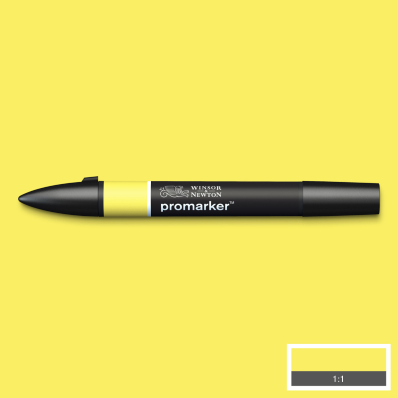 Winsor & Newton promarkers - Tulip Yellow