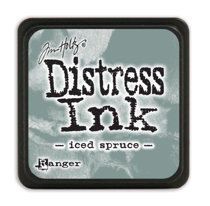 Tim Holtz Distress ink mini - Iced Spruce