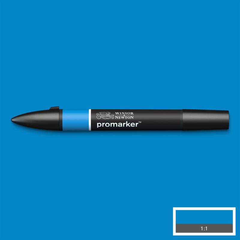 Winsor & Newton promarkers - Azure