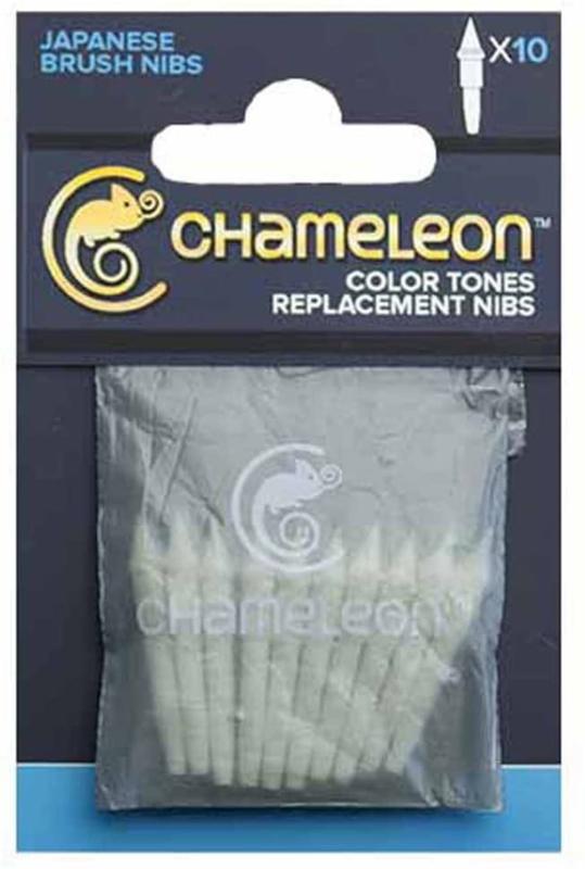 Chameleon Replacement Brush Nibs - set van 10
