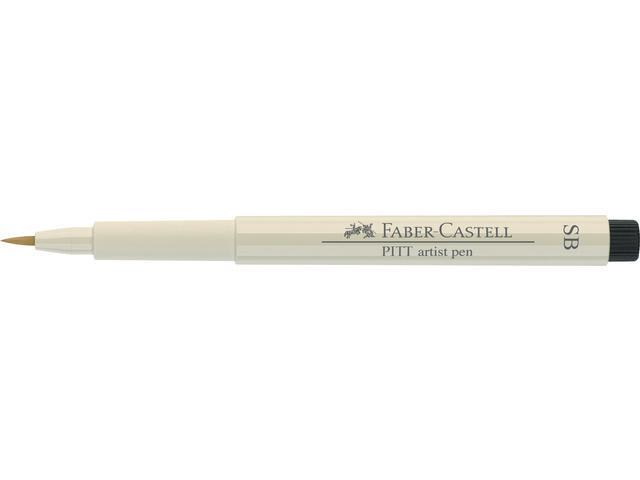 Faber Castell PITT artist Brushpen Soft SB - warm grijs I 270
