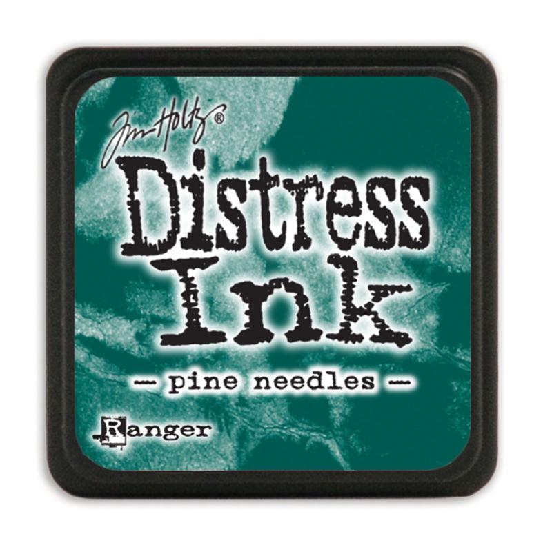 Tim Holtz Distress ink mini - pine needles