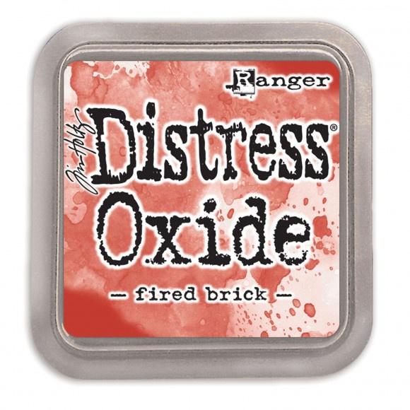 Tim Holtz Distress Oxide Inkt Pads groot - Fired brick