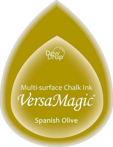 Versa Magic inktkussen Dew Drop Spanish Olive GD-000-059