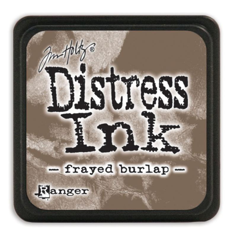 Tim Holtz Distress ink mini - frayed burlap