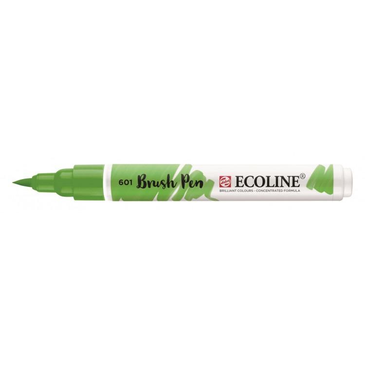 Talens Ecoline Brush Pen - 601 lichtgroen