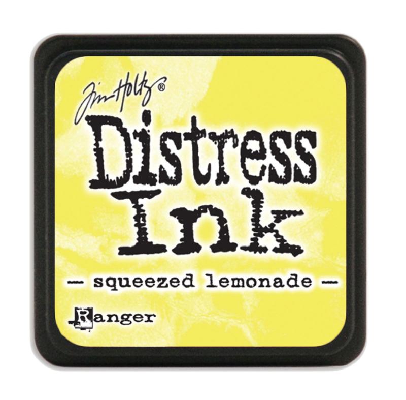 Tim Holtz Distress ink mini - squeezed lemonade