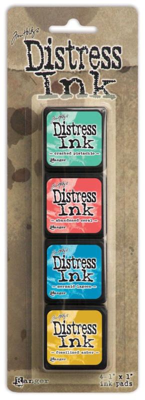 Tim Holtz distress mini ink kit 13