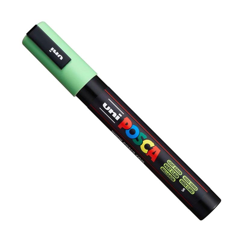 Uni Posca Paint Marker PC-5M - Lichtgroen