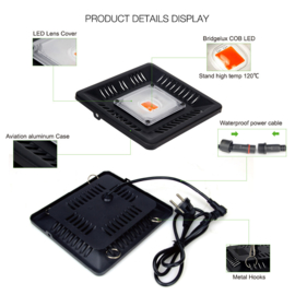 Led Growlight 100 Watt