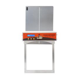 Automatische Hokopener met Omhuizing en Deur – Plug & Play - Kippendeur Opener- Automatische Dierenluik Opener