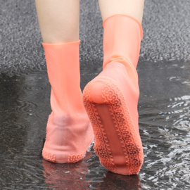 Schoenenhoes, Regenschoen, Festivalschoen, Klusschoen Silliconen