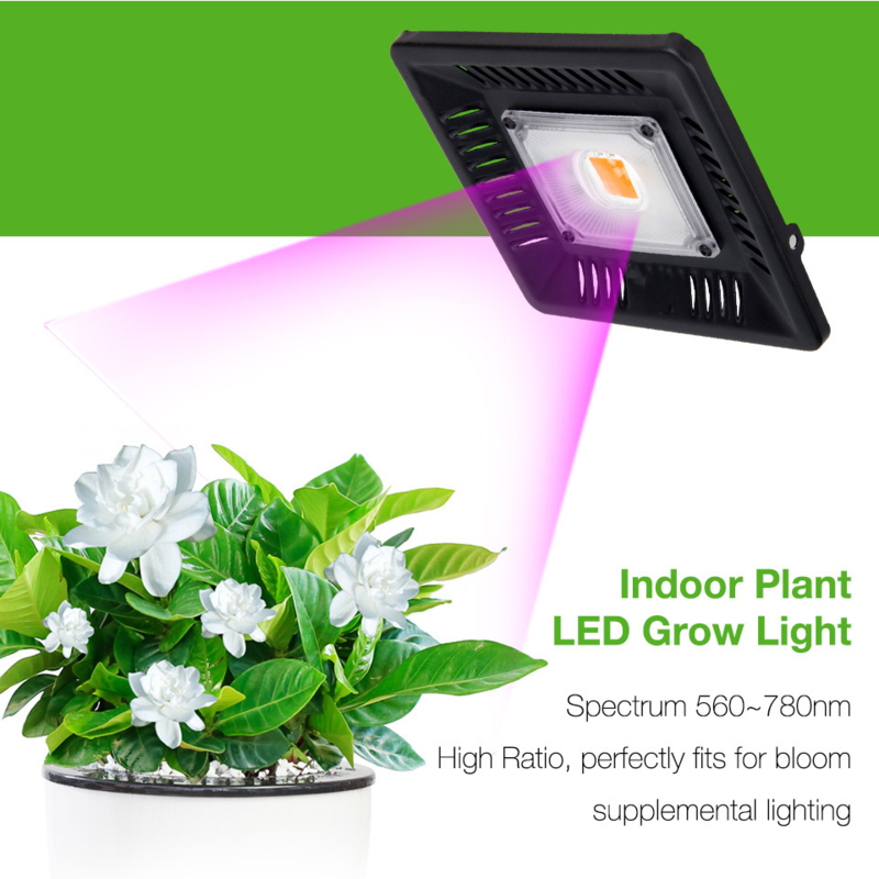 Groeilamp - Growlight LED 100 Watt