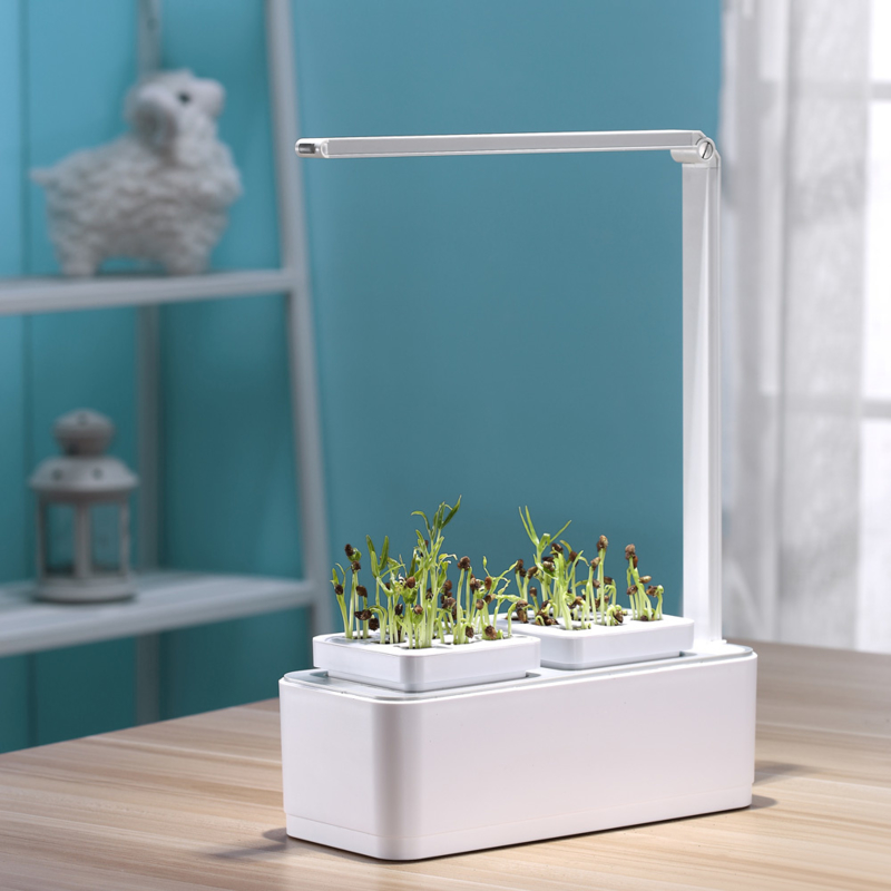 Click & Grow - Smart Garden Medium + Groeilicht - Hydroponic Systeem