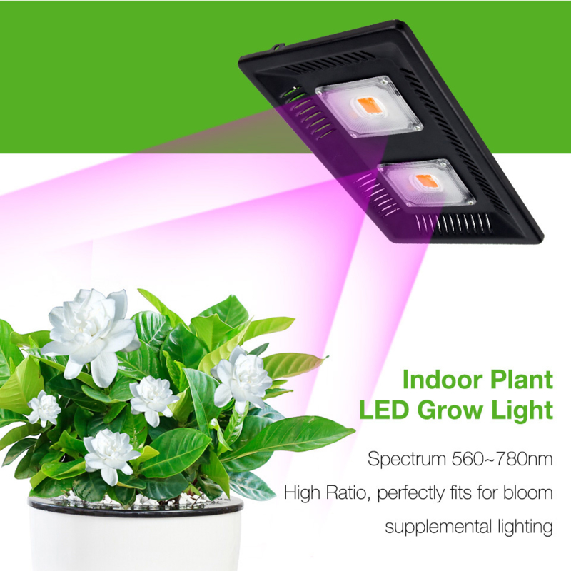Groeilamp - Growlight LED 200 Watt