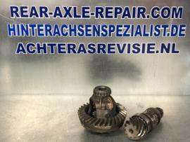 Ratio 3.67 - 9:33 Opel CIH rear axle