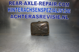 Deksel van een Opel (leuk als asbak) versnellingsbak, type onbekend