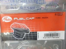 Tankdop Ford, Mazda inclusief 2 sleutels