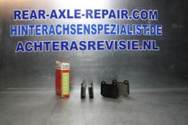 Brake pads Opel Ascona/Kadett C/Manta