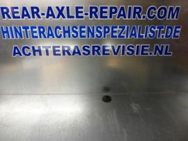 Cover door opener, Opel Ascona/Manta, black, used