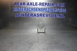 Trillingsdemper van een aluminium staartstuk Opel (zie omschrijving)
