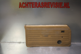 Opel Ascona B door plate, right, brown, used