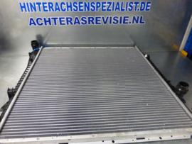 Radiator 61,2x61,8 cm aluminium