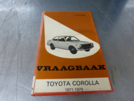 Vraagbaak Toyota Corolla 1971-1979