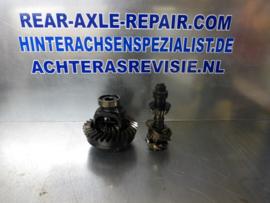 Ratio 3.15 Opel Rekord E Diesel, used