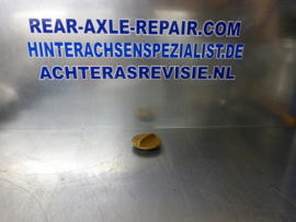 Fuel cap Opel Ascona Manta A, without lock