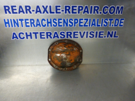 Differential cover Opel, has room in it for the stabilisor bar